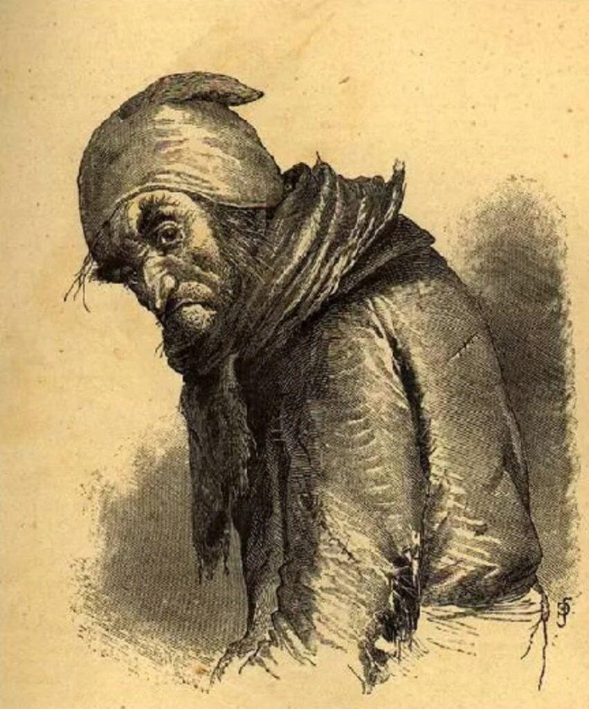 Характеристика Плюшкина из поэмы «Мёртвые души»