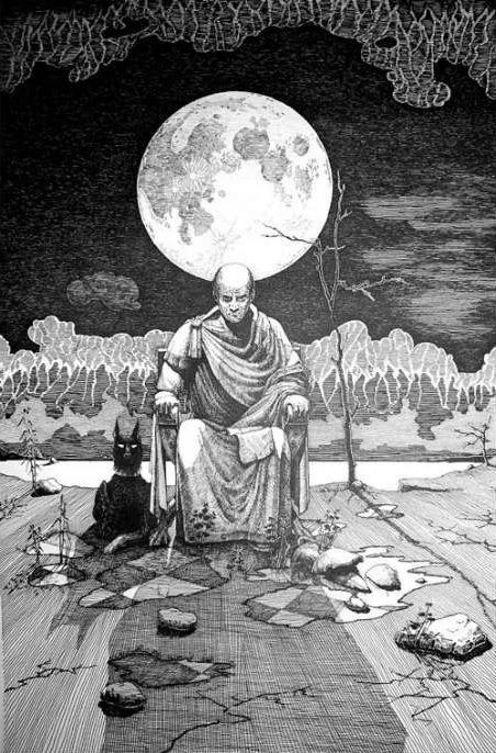 Характеристика Понтия Пилата из романа «Мастер и Маргарита»