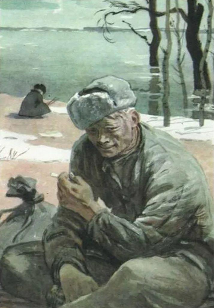 Характеристика Андрея Соколова из рассказа «Судьба человека»