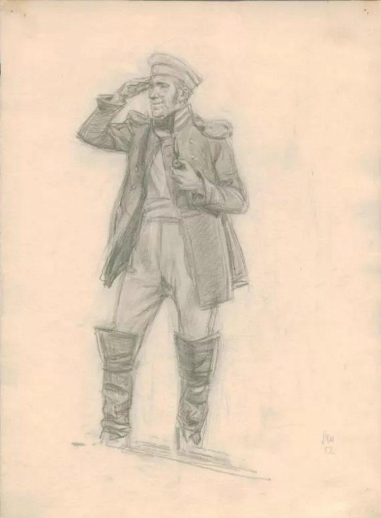 Характеристика капитана Тушина из романа-эпопеи «Война и мир»