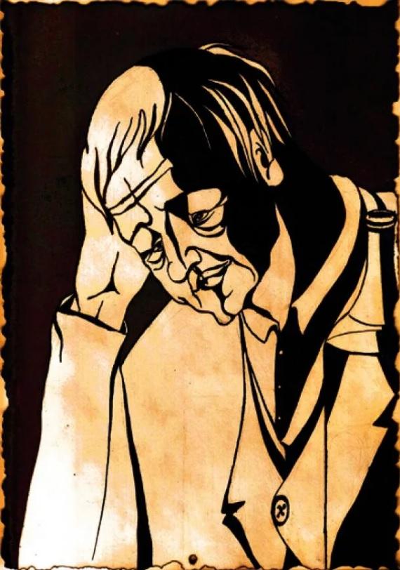 Характеристика Мармеладова из романа «Преступление и наказание»