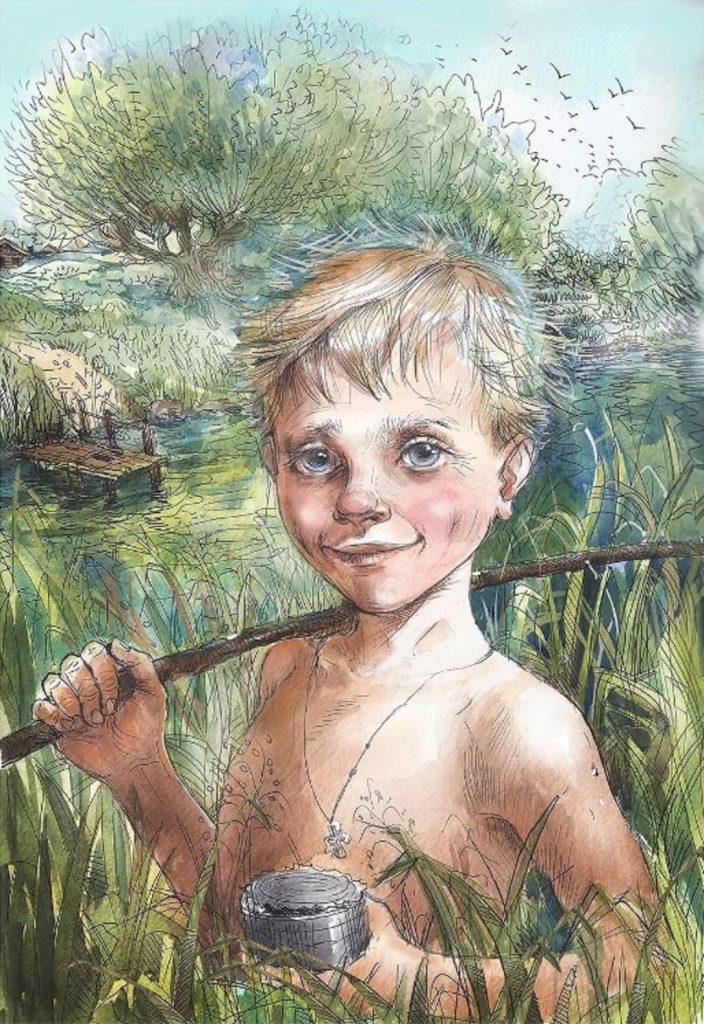 Характеристика Петьки из рассказа «Петька на даче»