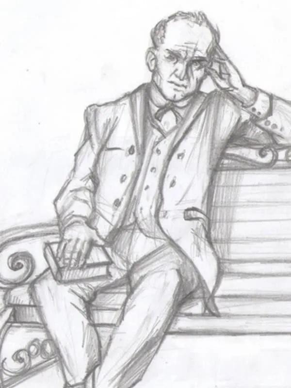 Характеристика Порфирия Петровича из романа «Преступление и наказание»