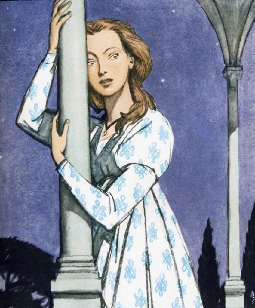 Характеристика Джульетты из трагедии «Ромео и Джульетта»