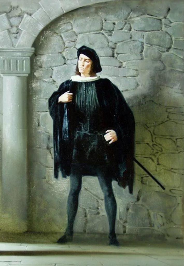 Характеристика Гамлета из пьесы «Гамлет»