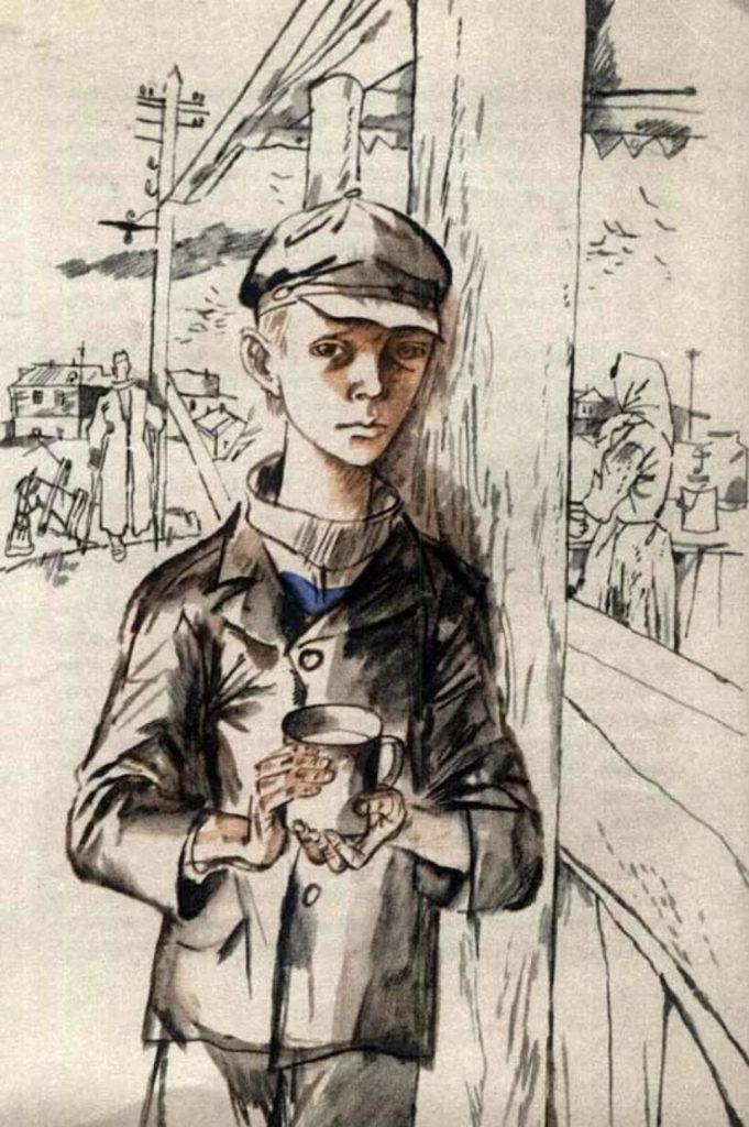Характеристика главного героя рассказа «Уроки французского»