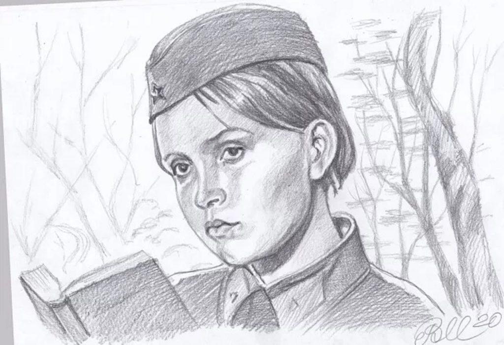 Характеристика Риты Осяниной из повести «А зори здесь тихие…»