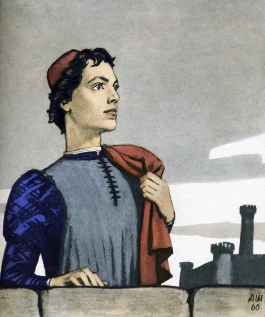 Характеристика Ромео из трагедии «Ромео и Джульетта»