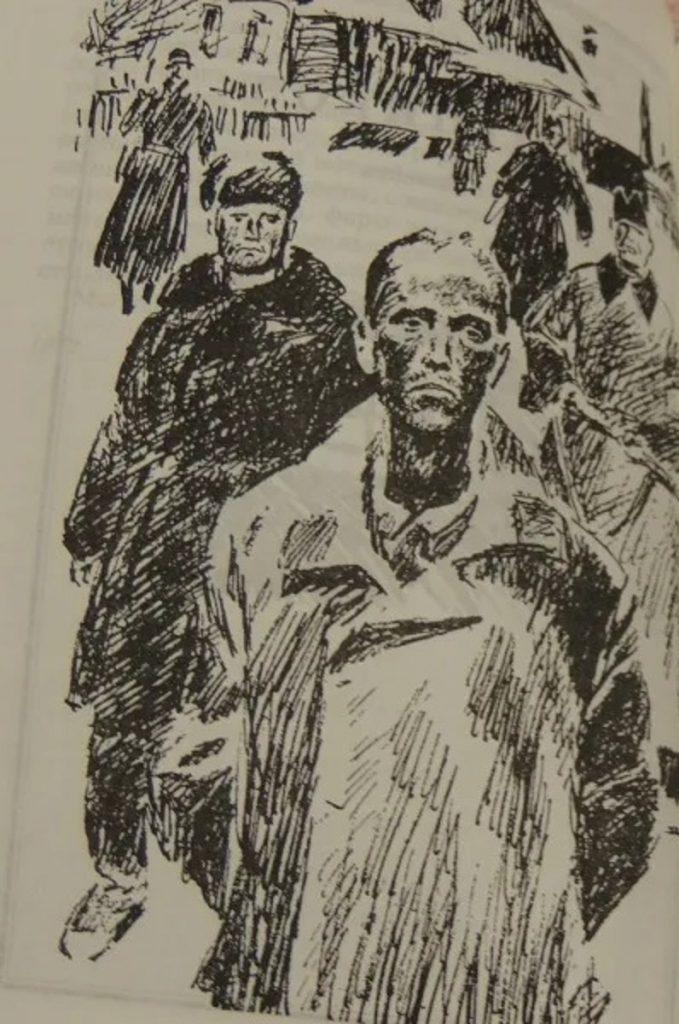 Характеристика Сотникова из повести «Сотников»