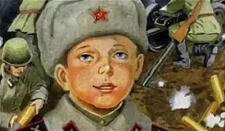 Характеристика Вани Солнцева из повести «Сын полка»