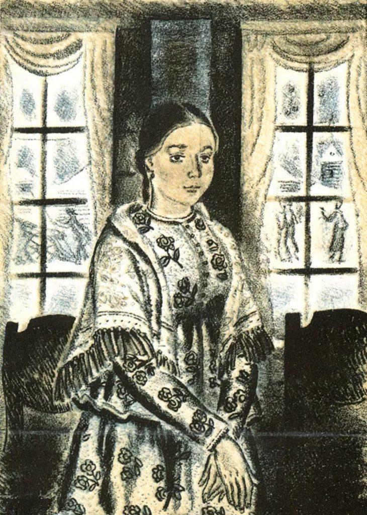Характеристика Маши Мироновой из романа «Капитанская дочка»