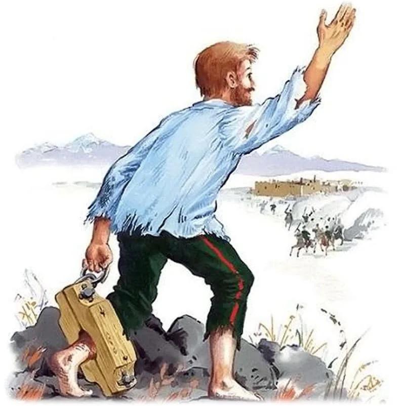 Характеристика Жилина из рассказа «Кавказский пленник»