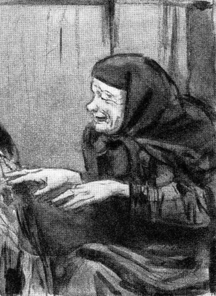 Характеристика Феклуши из пьесы «Гроза»