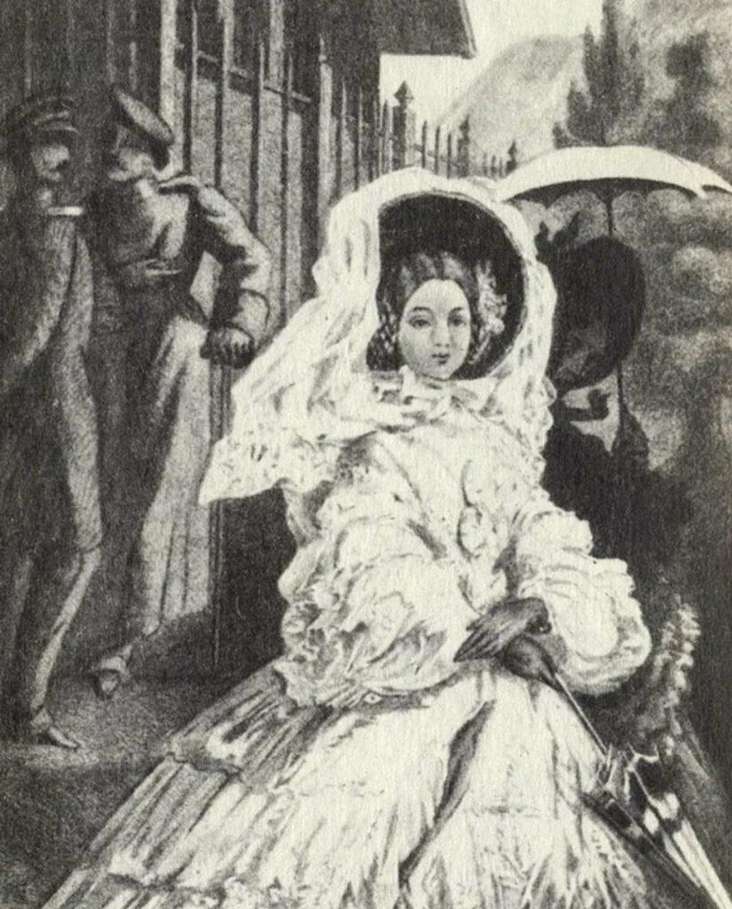Характеристика княжны Мери из романа «Герой нашего времени»