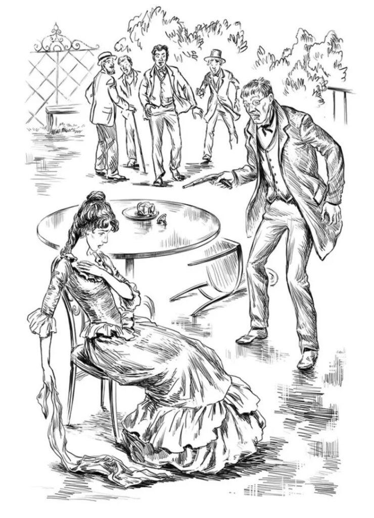 Характеристика Карандышева из пьесы «Бесприданница»