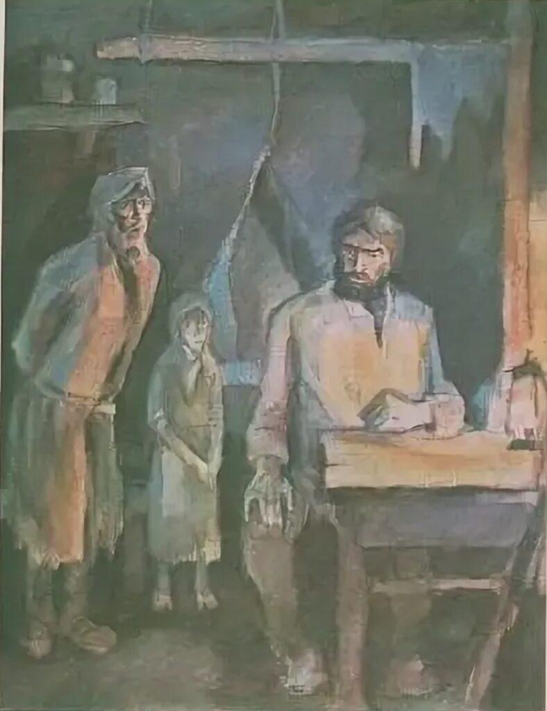 Характеристика Бирюка из рассказа «Бирюк»